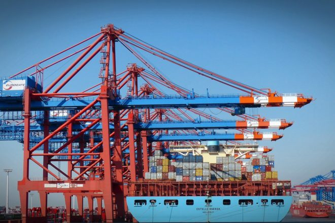 Schiffsfonds Containerschiffsmaerkte